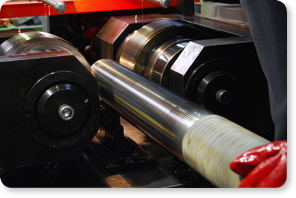 thread rolling brooks forgings